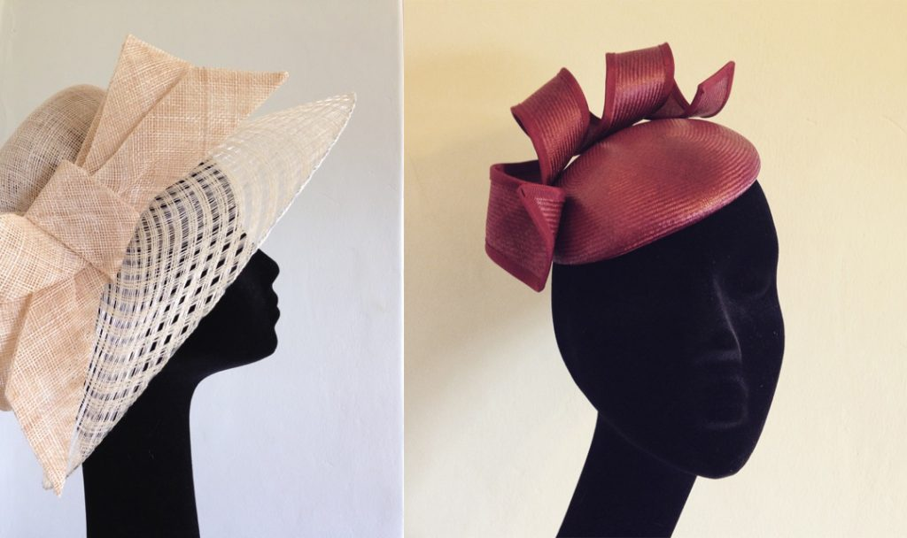 The bows with the Wow factor! Lali Heath hats. Photos by Lali Heath