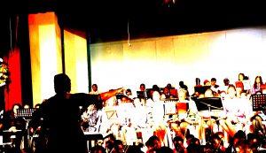 Children's orchestra- Kenya